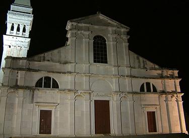 Pfarrkirche Eufemija Rovinj Kroatien