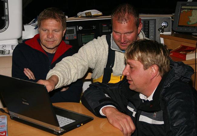 Skippertraining Tag 1
