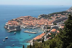 Sommerurlaub Kroatien: Dubrovnik-Umsegeln