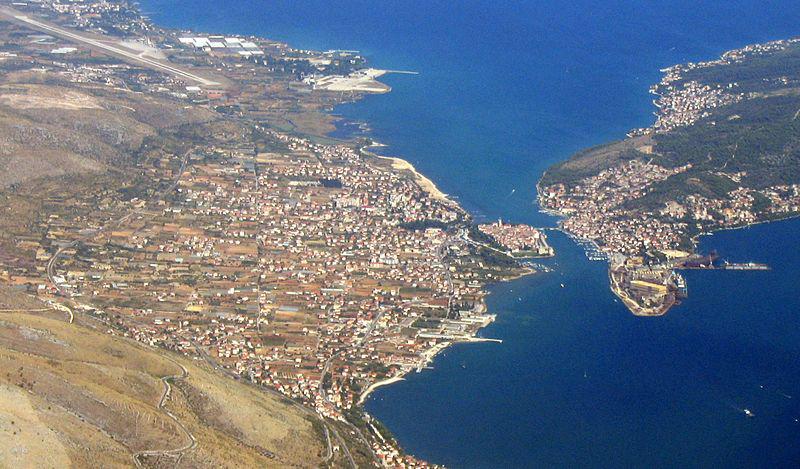 Küste von Trogir