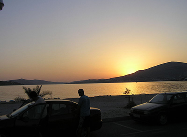 Trogir Sonnenuntergang