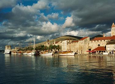 Trogir Yachthafen