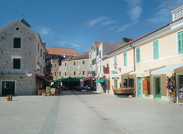 Innenstadt Vodice