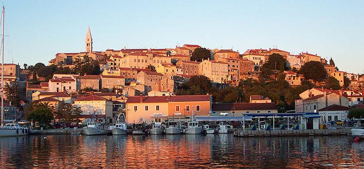 Alter Hafen von Vrsar