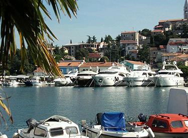Hafen Vrsar