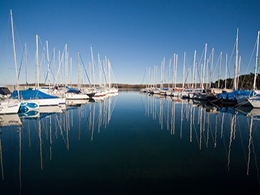 Yachthafen Funtana