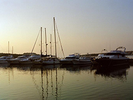 Yachthafen Cres