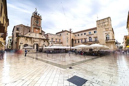 Geschichte von Zadar