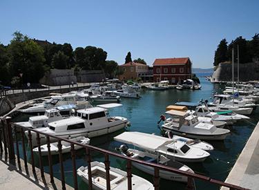 Hafen Zadar