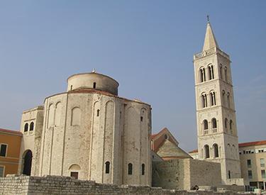 Kirche Zadar