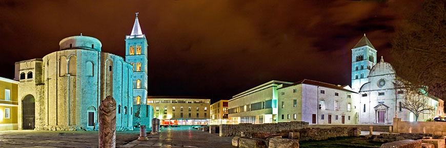 Kultur und Geschichte von Zadar
