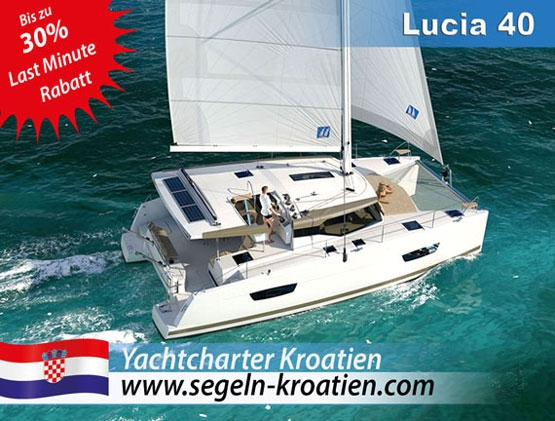 Lastminute Fountaine Pajot Lucia 40
