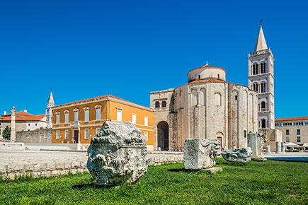St . Donatus in Zadar