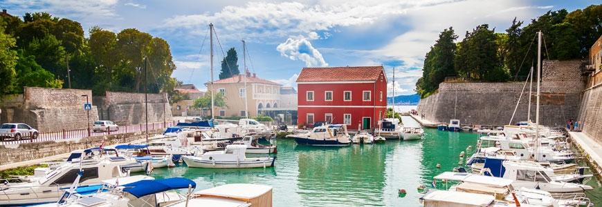 Segelyachtcharter Zadar Kroatien