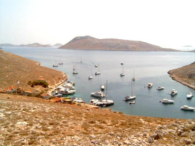Kornaten Inseln