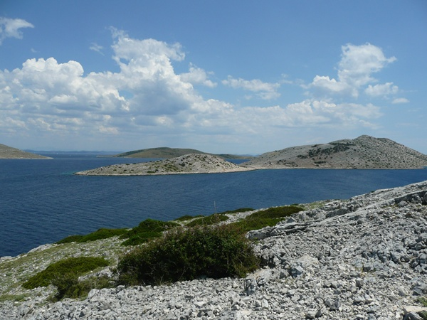 Kornaten Kroatien Nationalpark