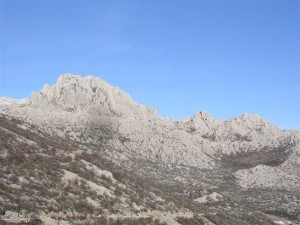 Nationalpark Nördlicher Velebit Berge