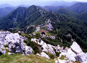 Nationalpark Risnjak Landschaft