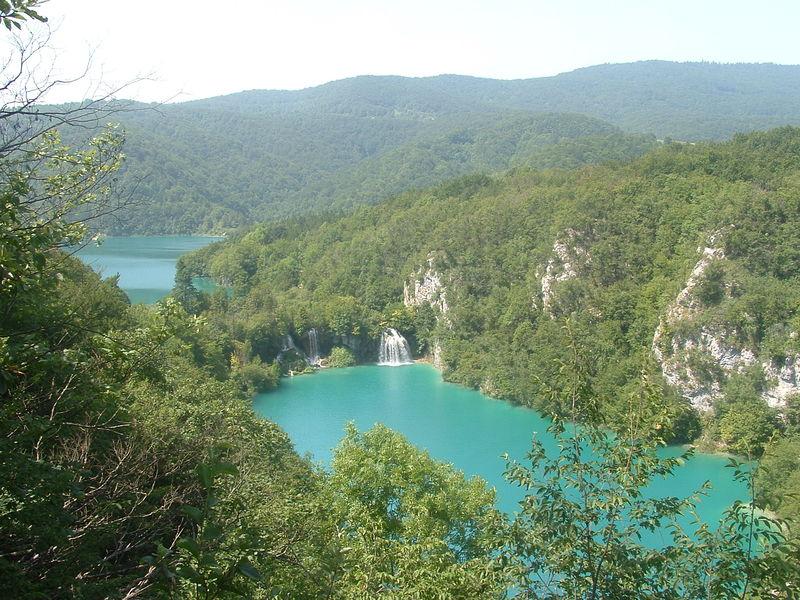 Plitvicer Seen Segeln-Kroatien