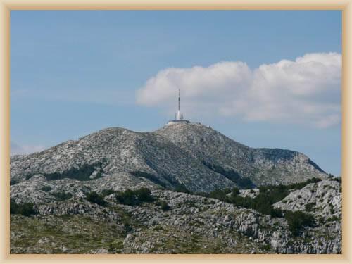 Naturpark Biokovo Gebirge