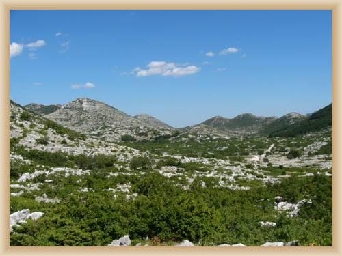 Naturpark Biokovo in Kroatien