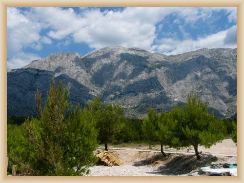 Naturpark Kroatien Biokovo
