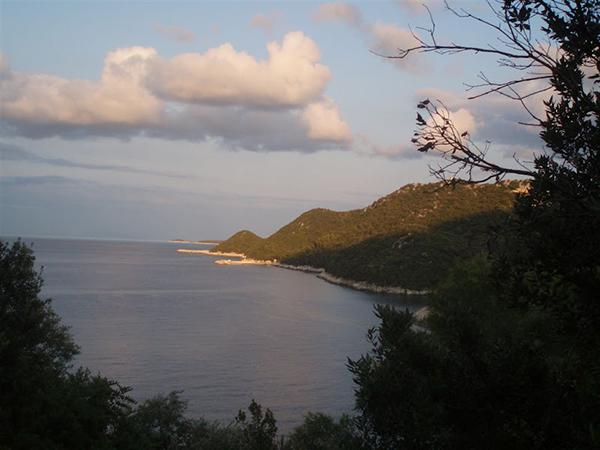 Naturpark Lastovo Küste